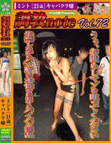 調教note Vol.72 ミント[21歳]キャバクラ嬢